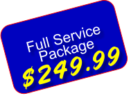 Full Service Package $249.99